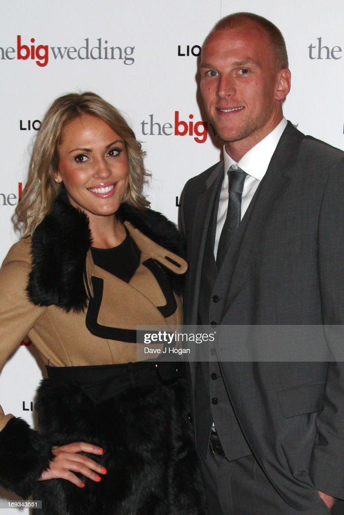 John Ruddy attends a special screening of 'The Big Wedding' at The Mayfair Hotel on May 23, 2013 in London, England.
