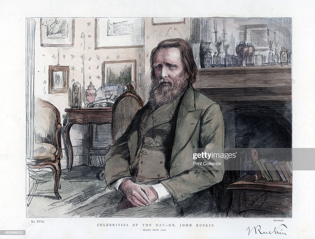 essays by john ruskin John ruskin gives us a vision of life that is strangely united: how do a few essays about art, architecture, and economic reform relate to one another.