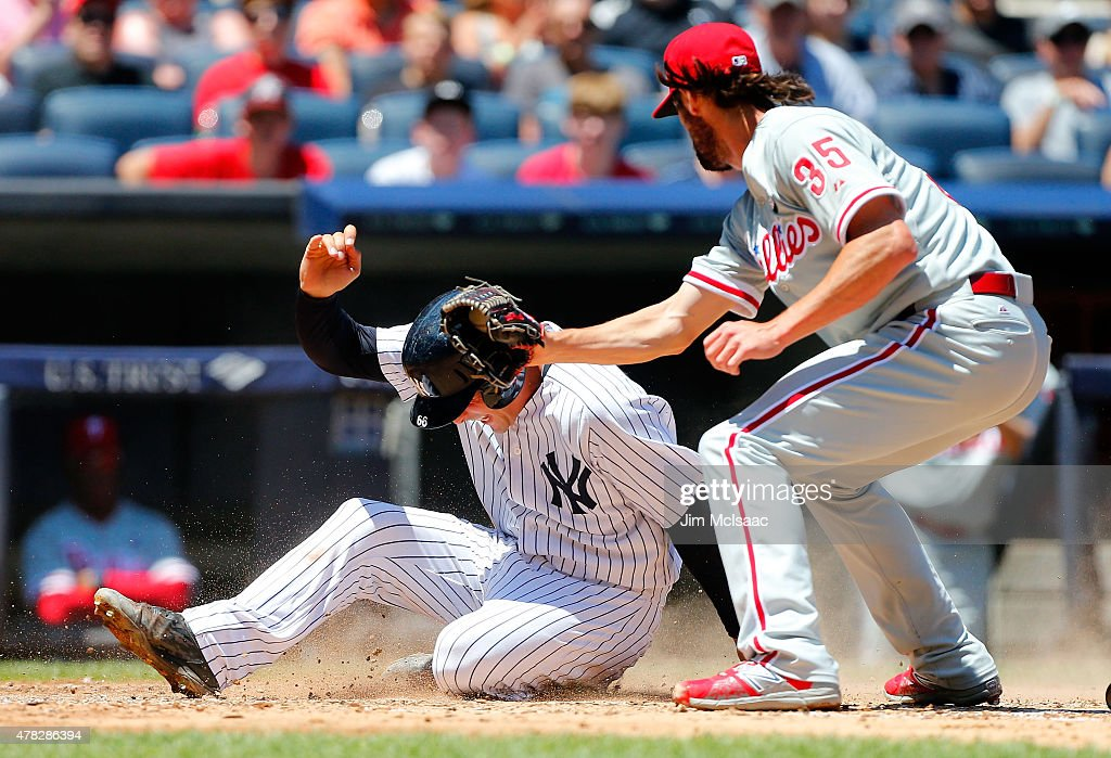 Philadelphia Phillies v New York Yankees s and