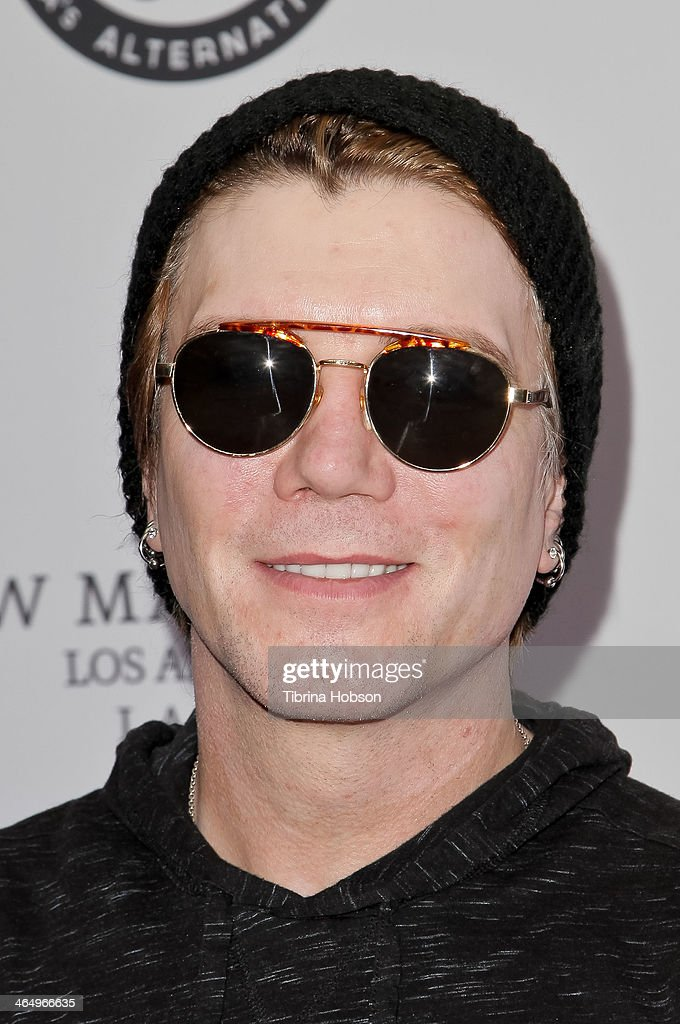 John Rzeznik attends the KIIS 1027 and ALT 987 FM preGrammy party and lounge at JW Marriott Los Angeles at LA LIVE on January 24 2014 in Los Angeles...