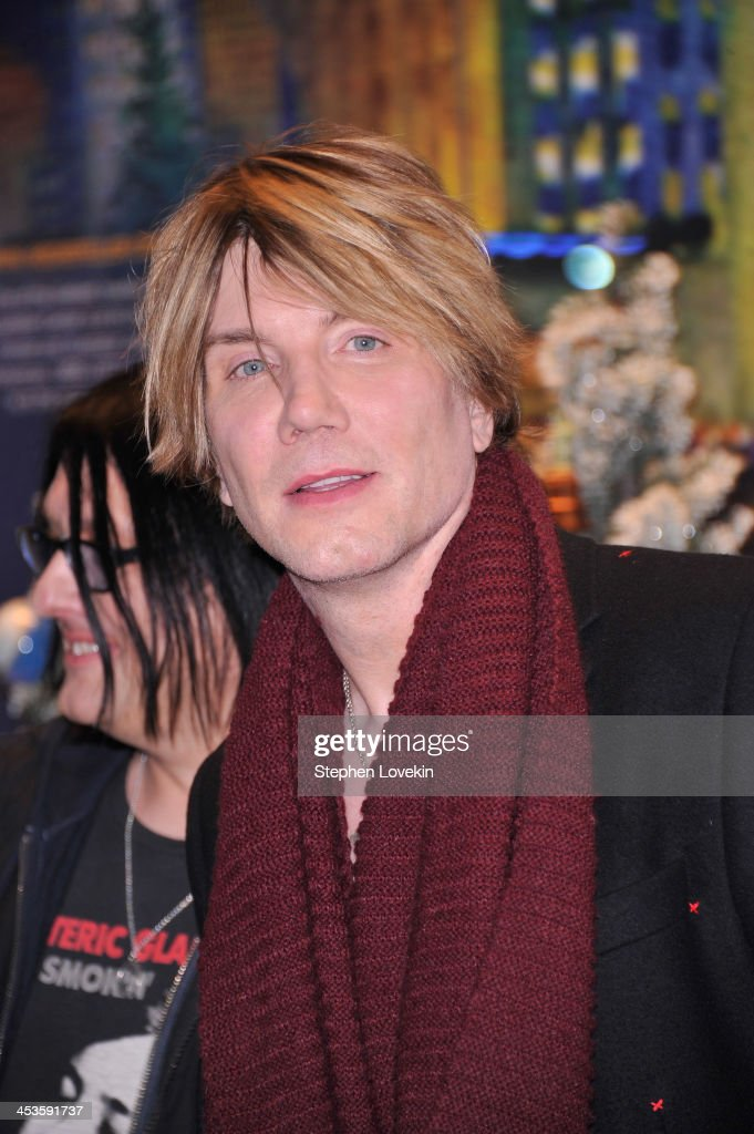 John Rzeznik of the Goo Goo Dolls arrives during 81st Annual Rockefeller Center Christmas Tree Lighting Ceremony at Rockefeller Center on December 4...