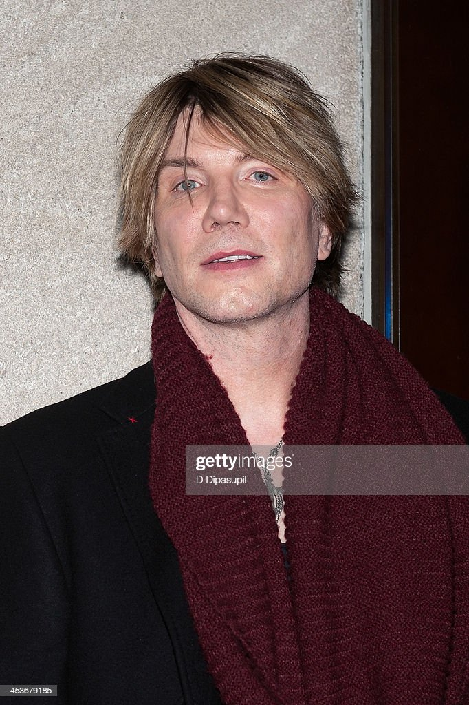 <a gi-track='captionPersonalityLinkClicked' href=/galleries/search?phrase=John+Rzeznik&family=editorial&specificpeople=220876 ng-click='$event.stopPropagation()'>John Rzeznik</a> of the Goo Goo Dolls attends the 81st annual Rockefeller Center Christmas Tree Lighting Ceremony on December 4, 2013 in New York City.