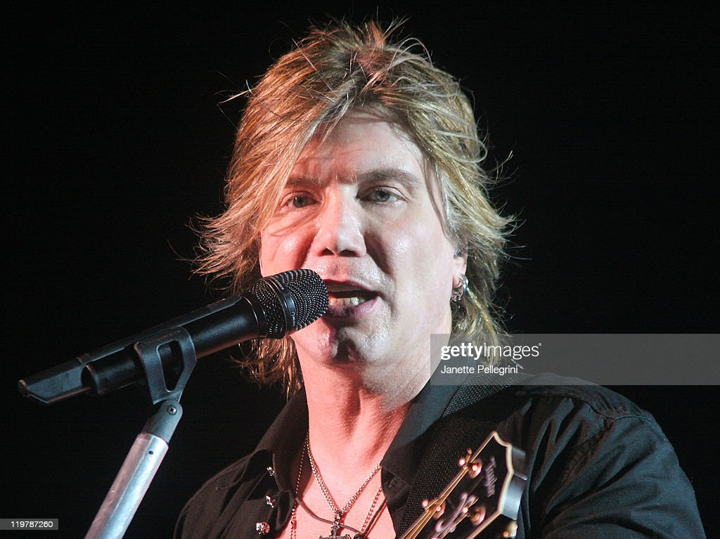 John Rzeznik of the Goo Goo Dolls performs at the Nikon at Jones Beach Theater on July 24, 2011 in Wantagh, New York.