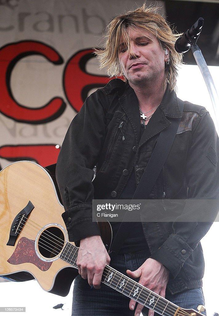 John Rzeznik of The Goo Goo Dolls performs during the 2011 97.3 Alice Radio's Now & Zen Festival at Golden Gate Park on September 25, 2011 in San Francisco, California.