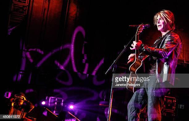 John Rzeznik of The Goo Goo Dolls performs in concert at Nikon at Jones Beach Theater on June 14 2014 in Wantagh New York