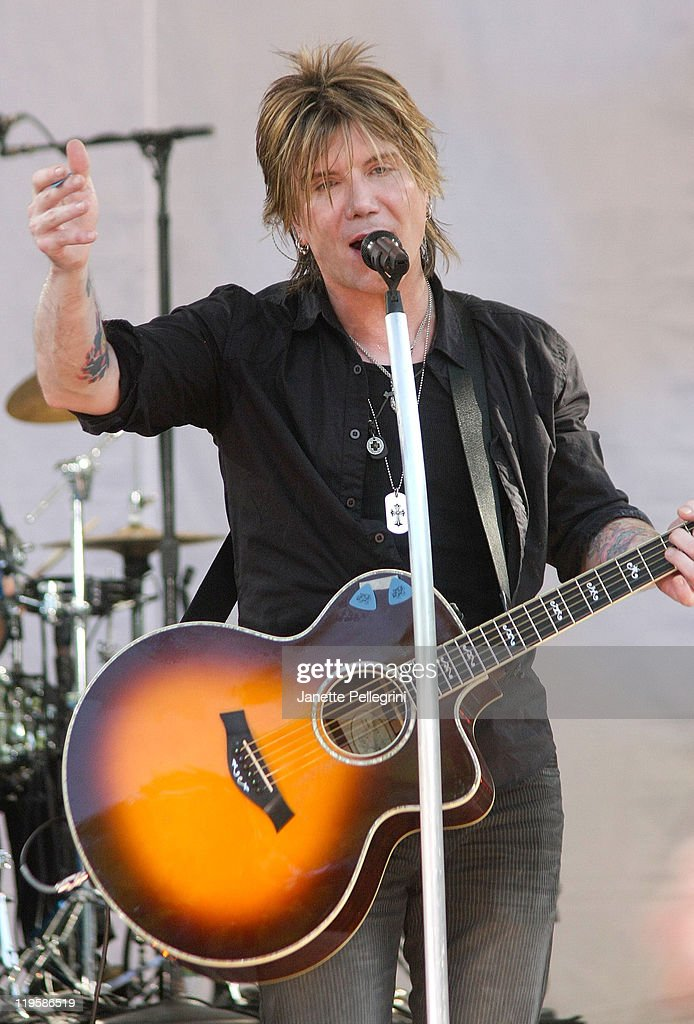 <a gi-track='captionPersonalityLinkClicked' href=/galleries/search?phrase=John+Rzeznik&family=editorial&specificpeople=220876 ng-click='$event.stopPropagation()'>John Rzeznik</a> of the <a gi-track='captionPersonalityLinkClicked' href=/galleries/search?phrase=Goo+Goo+Dolls&family=editorial&specificpeople=778803 ng-click='$event.stopPropagation()'>Goo Goo Dolls</a> performs on ABC's 'Good Morning America' at Rumsey Playfield, Central Park on July 22, 2011 in New York City.