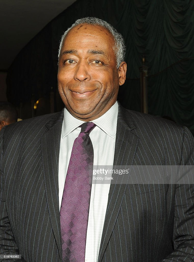 John Saunders attends the 2016 New Jersey Hall Of Fame Induction Ceremony at Asbury Park Convention Center on April 7, 2016 in Asbury Park, New Jersey.