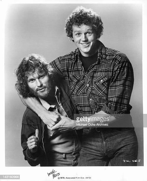 John Savage and David Morse publicity portrait for the film 'Inside Moves' 1979 Photo by Associated Film Distribution /Getty Images