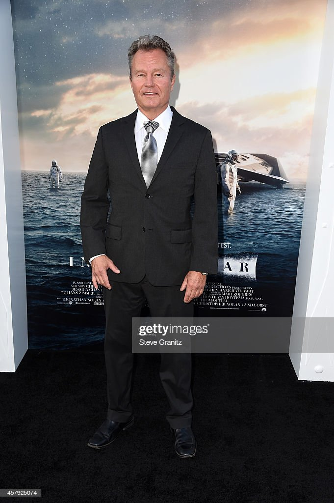John Savage attends the premiere of Paramount Pictures' 'Interstellar' at TCL Chinese Theatre IMAX on October 26, 2014 in Hollywood, California.