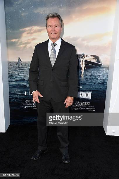 John Savage attends the premiere of Paramount Pictures' 'Interstellar' at TCL Chinese Theatre IMAX on October 26 2014 in Hollywood California