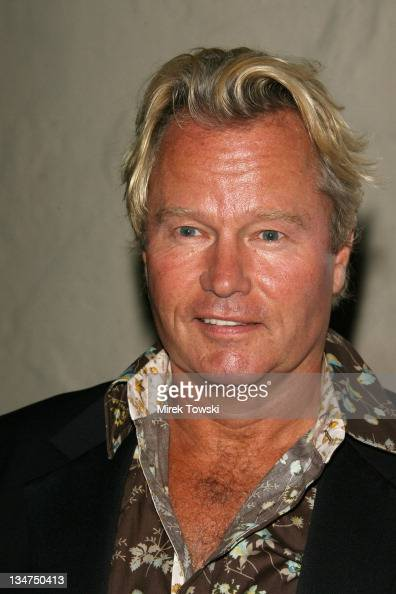 John Savage during Opening Night of August Wilson's Play 'Fences' at Pasadena Playhouse in Pasadena California United States
