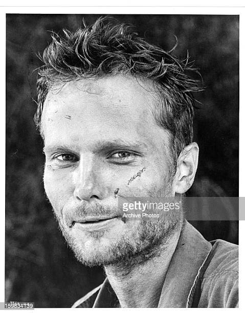 John Savage publicity portrait for the film 'The Deer Hunter' 1978