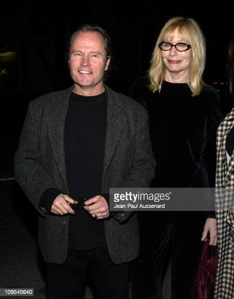 John Savage Sally Kellerman during Benefit Performance of 'The Syringa Tree' To Support Edgemar Center For the Arts at Canon Theatre in Beverly Hills...