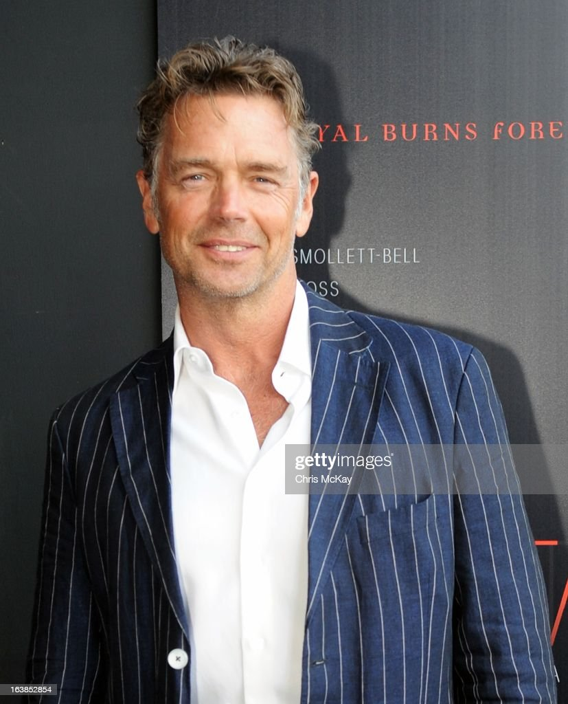 John Schneider attends the 'Tyler Perry's Temptation: Confessions Of A Marriage Counselor' Atlanta Screening at AMC Parkway Pointe on March 16, 2013 in Atlanta, Georgia.