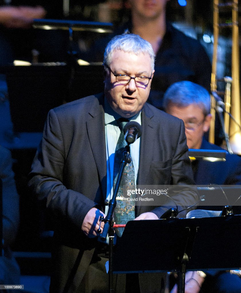 John Sessions performs on stage at Jazz Voice, Barbican for the London Jazz Festival on November 9, 2012 in London, United Kingdom.