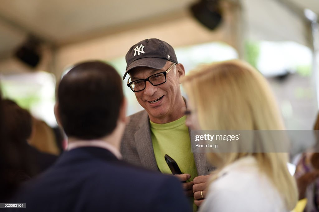John Skipper, president of ESPN Inc., attends the 23rd Annual White House Correspondents' Garden Brunch in Washington, D.C., U.S., on Saturday, April 30, 2016. The event will raise awareness for Halcyon Incubator, an organization that supports early stage social entrepreneurs 'seeking to change the world' through an immersive 18-month fellowship program. Photographer: David Paul Morris/Bloomberg via Getty Images