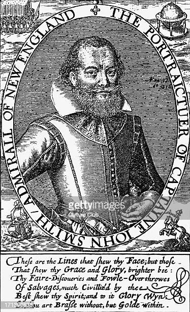 a biography of captain john smith an explorer and author Captain john smith (c january 1580 – june 21, 1631) admiral of new england was an english soldier, explorer, and author he is remembered for his role in establishing the first permanent.