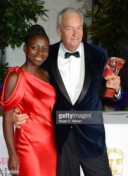 John Snow attends the After Party dinner for the House of Fraser British Academy Television Awards at The Grosvenor House Hotel on May 10 2015 in...