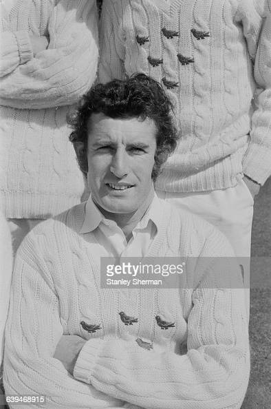 John Snow of the Sussex County Cricket Club UK 28th April 1971