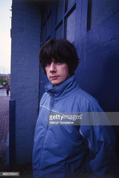 John Squire of The Seahorses portrait Ireland 1997