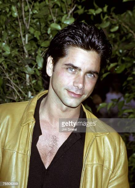 John Stamos at the Mann's Village Theater in Westwood California