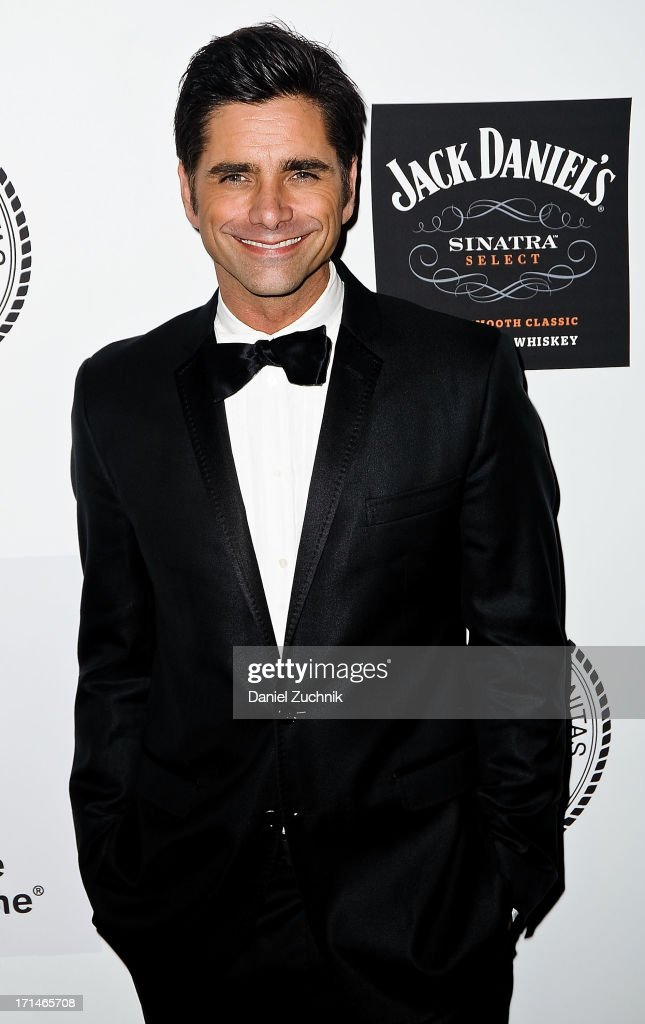 <a gi-track='captionPersonalityLinkClicked' href=/galleries/search?phrase=John+Stamos&family=editorial&specificpeople=206285 ng-click='$event.stopPropagation()'>John Stamos</a> attends The Friars Foundation 2013 Applause Award Gala honoring Don Rickles at The Waldorf Astoria on June 24, 2013 in New York City.