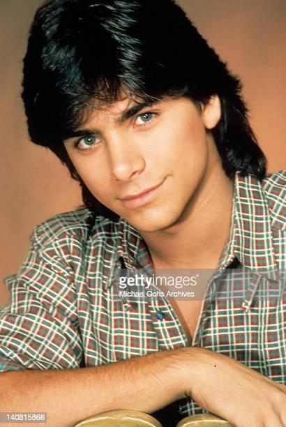 John Stamos circa 1984