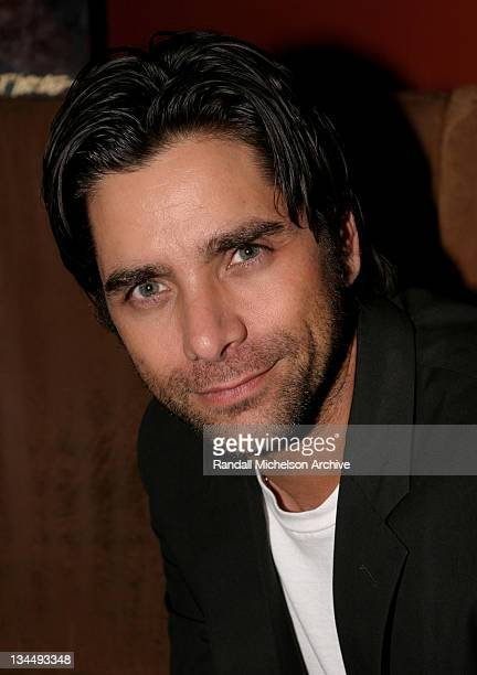 John Stamos during 2004 SXSW Festival 'Knots' Premiere at Firehouse Lounge in Austin Texas United States
