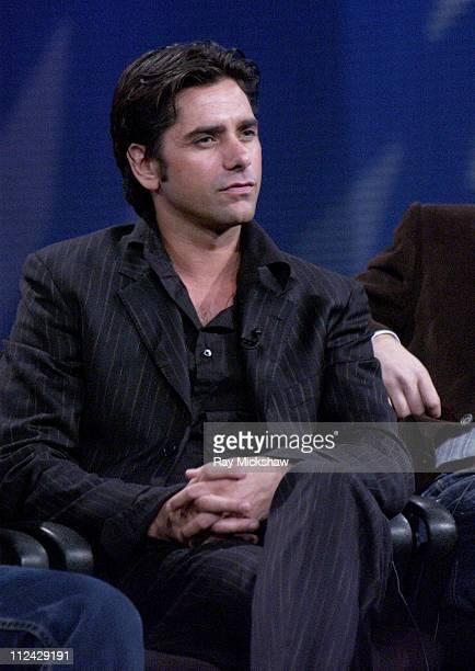 John Stamos during ABC 2005 Winter Press Tour 'Jake in Progress' at Universal Hilton in Universal City California United States