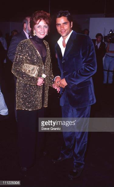 John Stamos during Calvin Klein Presents Fall 1995 Collections at the 'Race to Erase MS' Benefit at Saks Fifth Avenue Store in Beverly Hills...