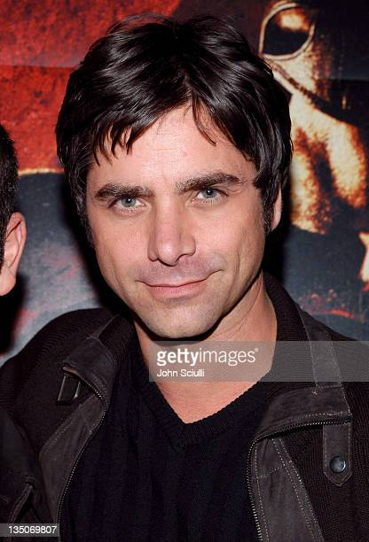 John Stamos during Lions Gate Films' 'Hostel' Cast and Crew Screening Arrivals at Arclight Theatre in Hollywood California United States