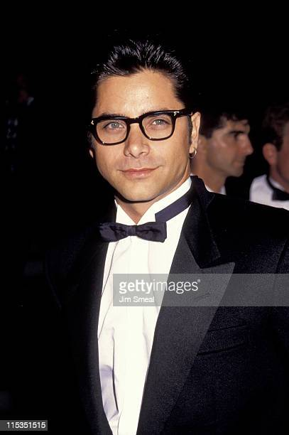 John Stamos during 'The Player' Los Angeles Premiere at LA County Museum of Art in Los Angeles California United States