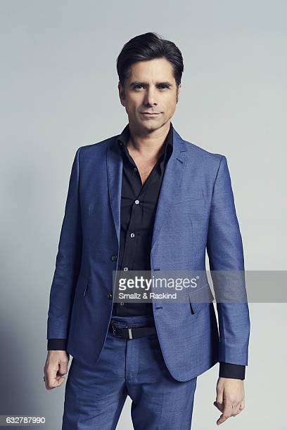 John Stamos poses for a portrait at the 2017 People's Choice Awards at the Microsoft Theater on January 18 2017 in Los Angeles California