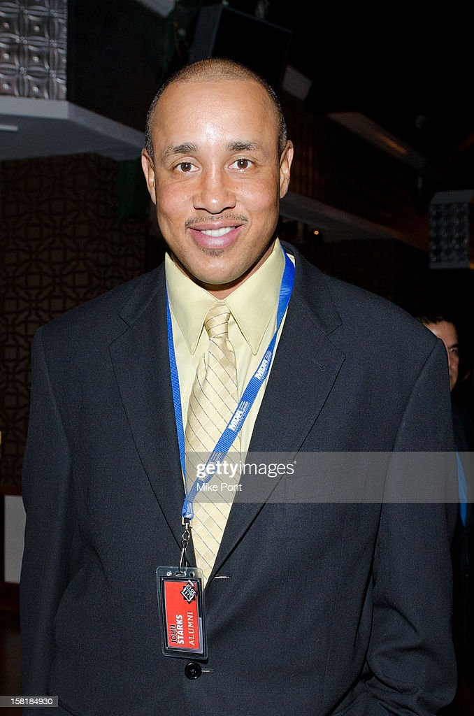 <a gi-track='captionPersonalityLinkClicked' href=/galleries/search?phrase=John+Starks&family=editorial&specificpeople=211118 ng-click='$event.stopPropagation()'>John Starks</a> attends MDA's 2013 Muscle Team Kick Off Event at The Lighthouse at Chelsea Piers on December 10, 2012 in New York City.