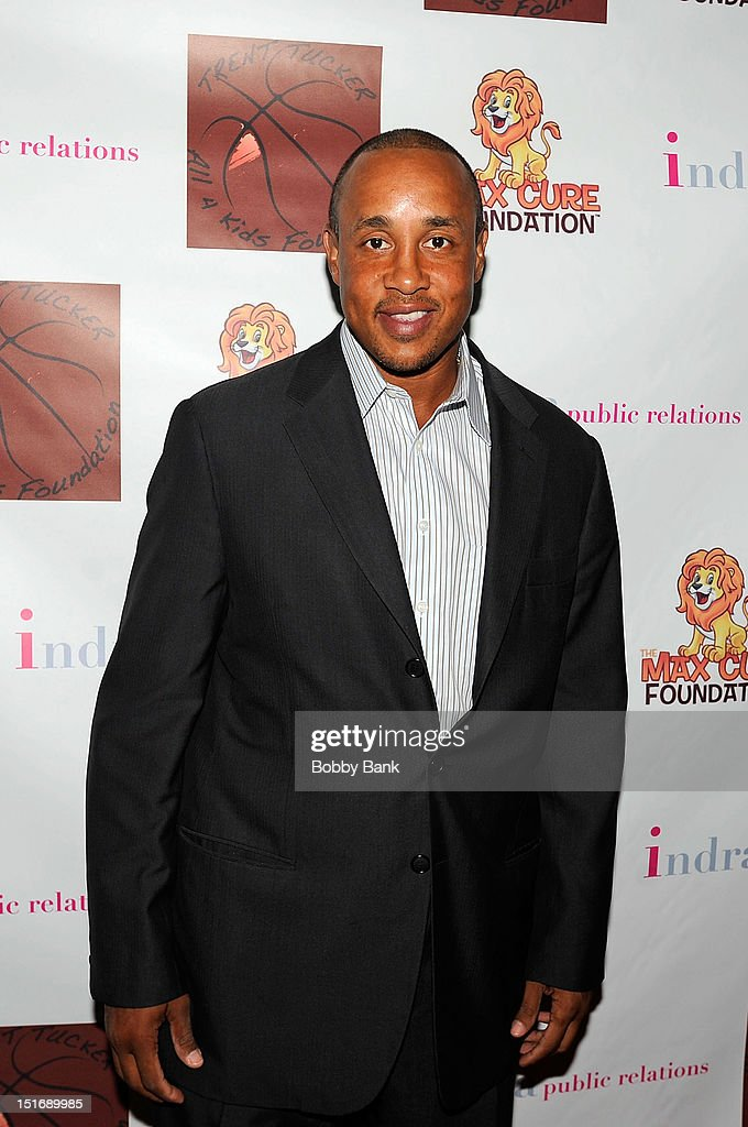 <a gi-track='captionPersonalityLinkClicked' href=/galleries/search?phrase=John+Starks&family=editorial&specificpeople=211118 ng-click='$event.stopPropagation()'>John Starks</a> attends The Trent Tucker Celebrity Gala presented by the All 4 Kids Foundation and The Max Cure Foundation at STK on September 9, 2012 in New York, New York.