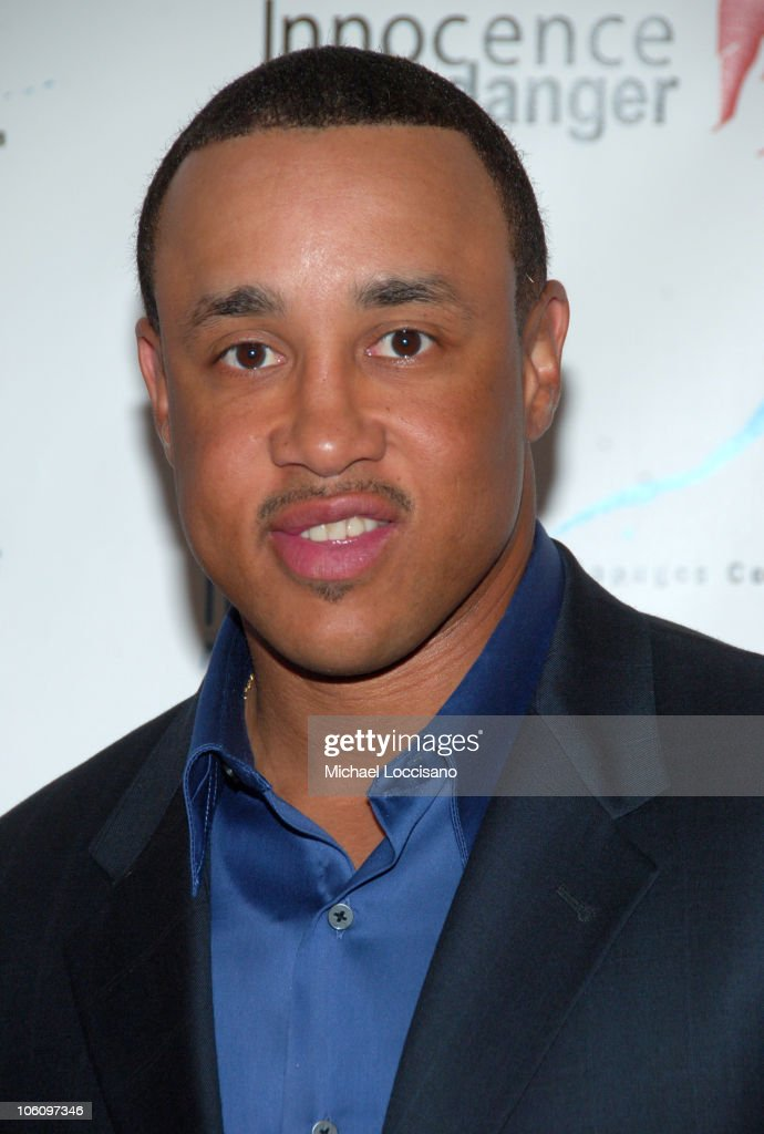 <a gi-track='captionPersonalityLinkClicked' href=/galleries/search?phrase=John+Starks&family=editorial&specificpeople=211118 ng-click='$event.stopPropagation()'>John Starks</a> during Invest In Our World Benefit at Nikki Broadway in New York City, New York, United States.