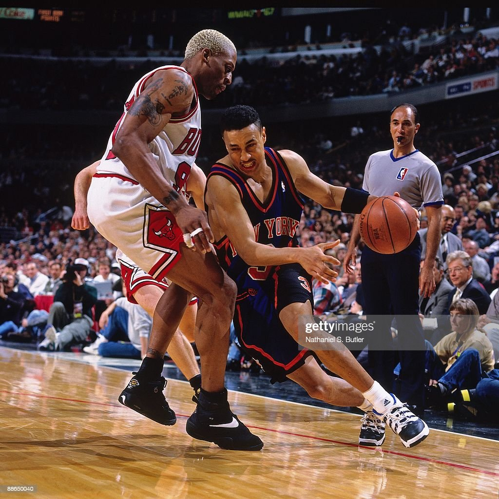 1996 Eastern Conference Semifinals Game 5 New York Knicks vs