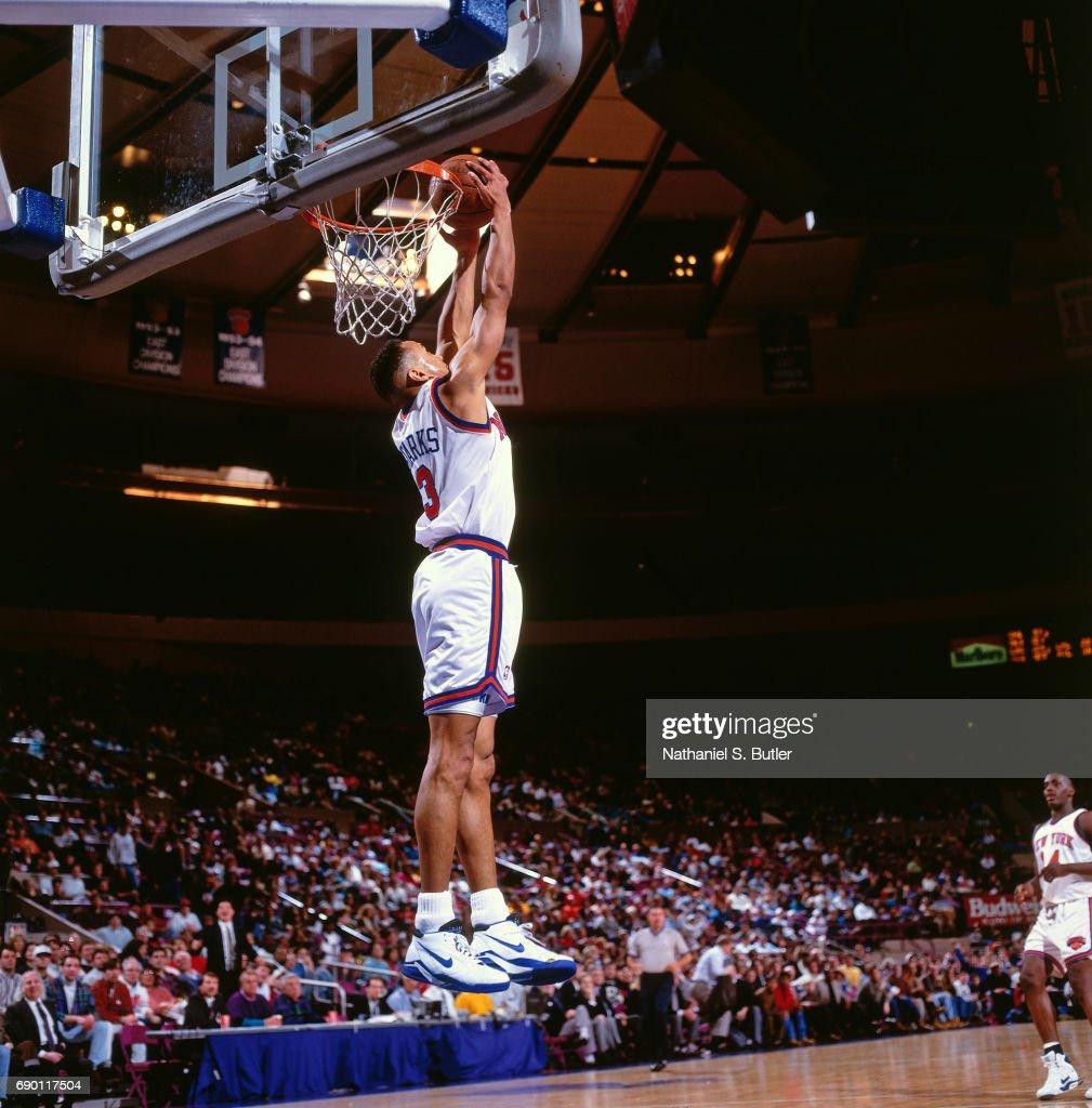 New York Knicks John Starks