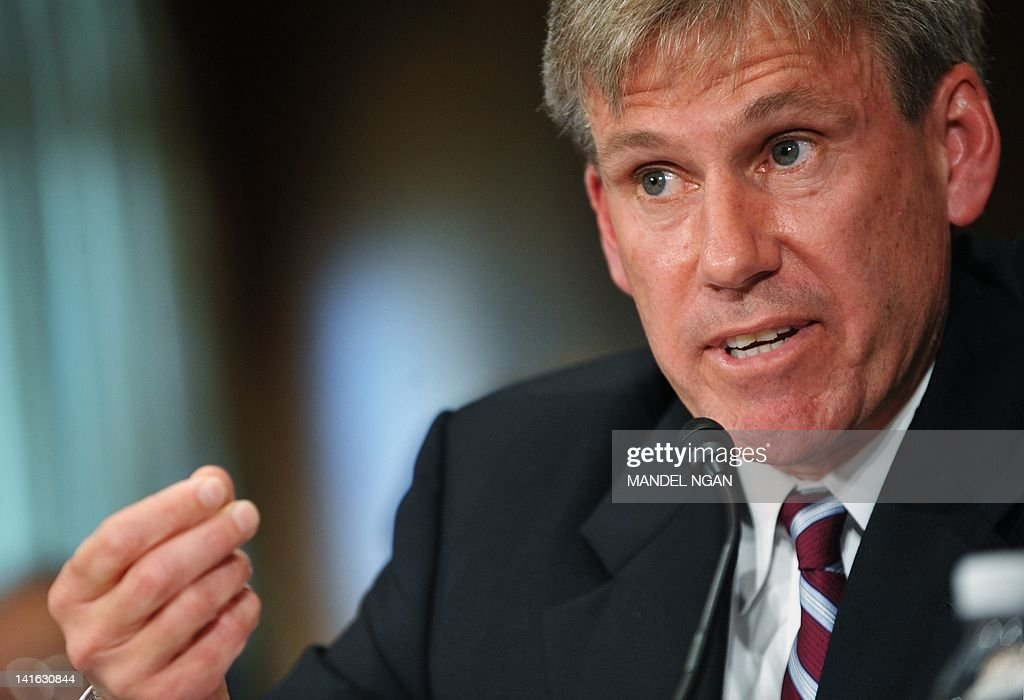<b>John Stevens</b> testifies before the Senate Foreign Relations Committee on his ... - john-stevens-testifies-before-the-senate-foreign-relations-committee-picture-id141630844