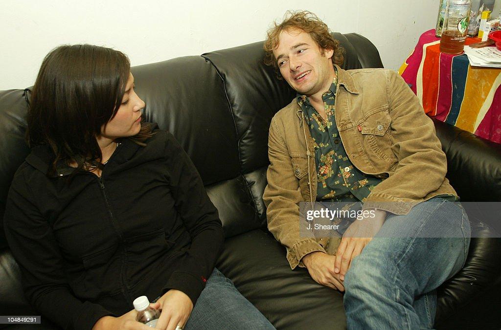 "Wilco ""Yankee Hotel Foxtrot"" Tour 2002 - Backstage Photos"