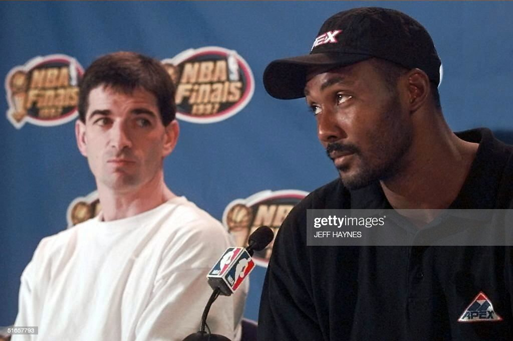 a comparison of john stockton and karl malone Q&a: andrei kirilenko on the nets, john stockton and karl malone  what's the  difference between the way this team is playing now and the.