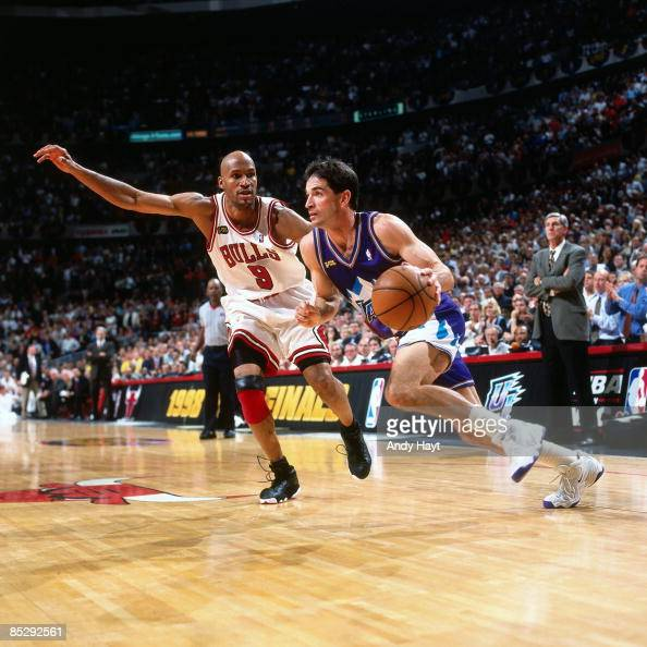 1998 Nba Finals Chicago Bulls Vs Utah Jazz   Basketball Scores