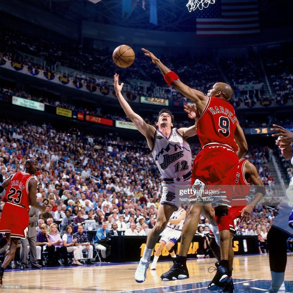 1998 NBA Finals Game 2 Chicago Bulls vs Utah Jazz