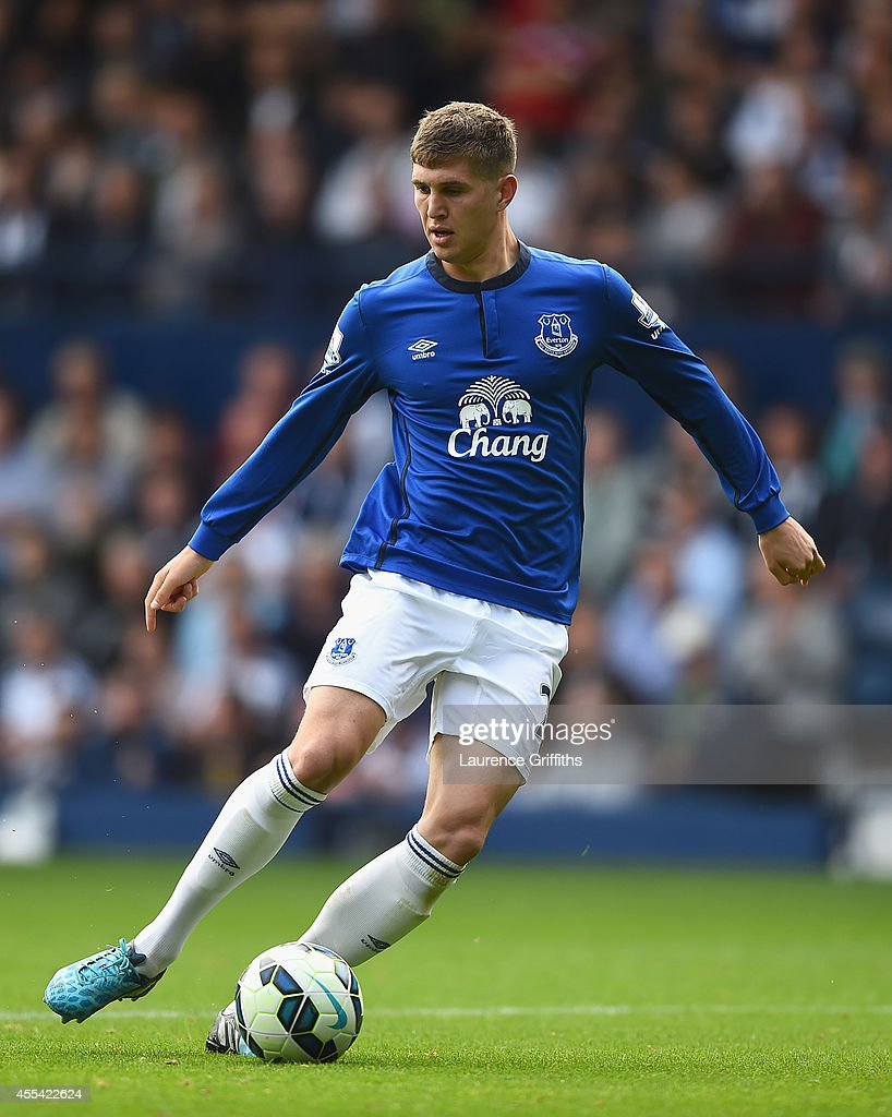 In Profile John Stones s and