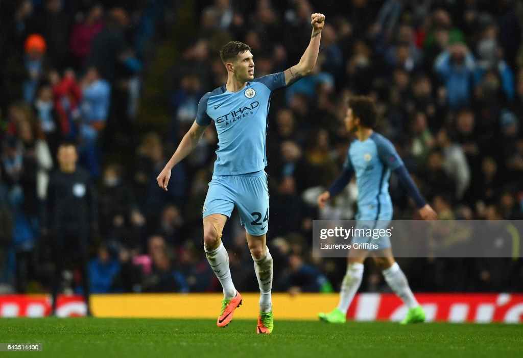Manchester City FC v AS Monaco - UEFA Champions League Round of 16: First Leg