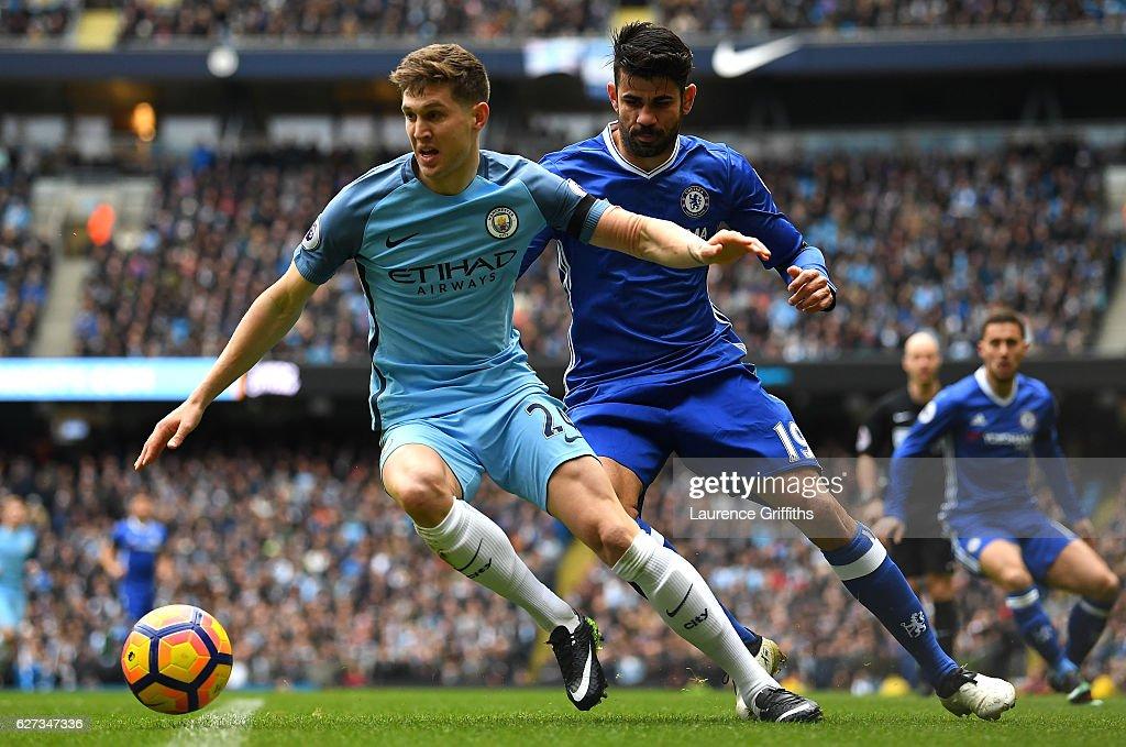 Man City Vs Chelsea: Man City 1-3 Chelsea LIVE Results: Costa, Willian And