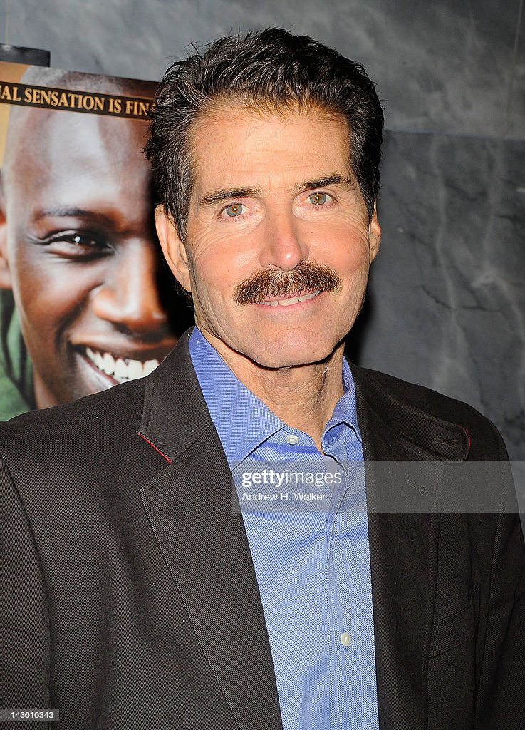 <a gi-track='captionPersonalityLinkClicked' href=/galleries/search?phrase=John+Stossel&family=editorial&specificpeople=744059 ng-click='$event.stopPropagation()'>John Stossel</a> attends a screening of 'The Intouchables' at The Paley Center for Media on April 30, 2012 in New York City.
