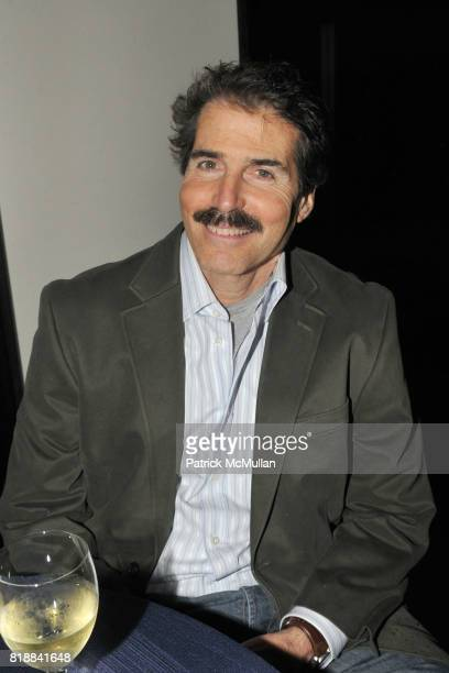John Stossel attends TIME INC Live and Unfiltered Presents ROUGH JUSTICE Hosted by FORTUNE at Time and Life Building Screening Room on April 26 2010...
