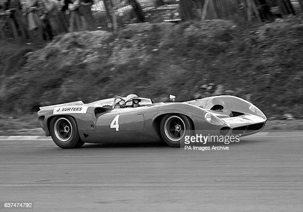 John Surtees Lola T70 Spider