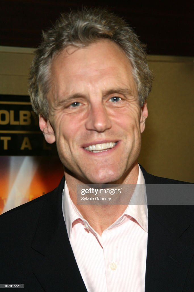 John Sykes during Miramax Hosts a Private Reception and Screening of 'The Queen' October 18 2006 at Dolby Screening Room at 1350 Avenue of the...